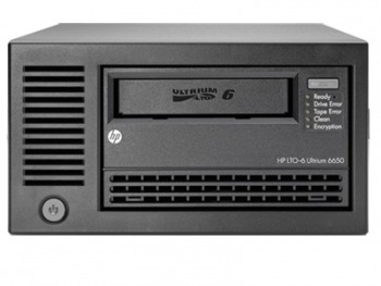 HP LTO-6 Ultrium 6650 Tape Drive