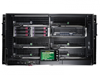 HP BladeSystem c3000 Enclosures