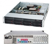 NVR SERVER PACK 8 BAY SNGL PWR
