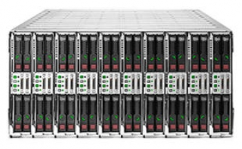 HP ProLiant Apollo systems